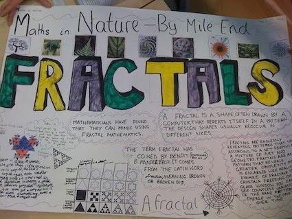 Fractals poster