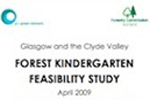 Glasgow and the Clyde Valley Forest Kindergarten Pilot