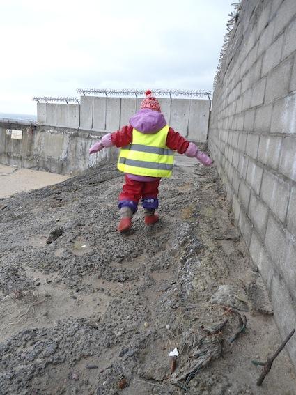 Concrete slope 4