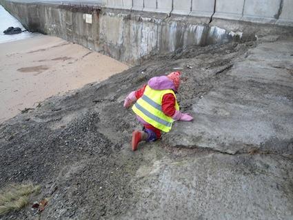 Concrete slope 5