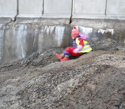 Concrete slope 6