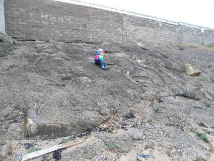 Concrete slope 7