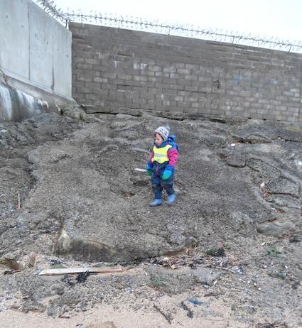 Concrete slope 8