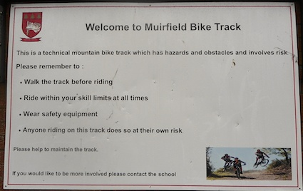 Bike Track Rules
