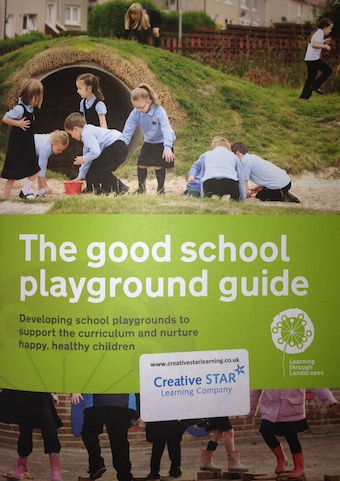 Post image for Developing your School Grounds – Useful Books