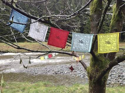 Post image for Buddhist Prayer Flags