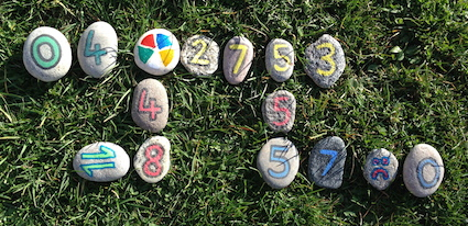 Post image for A Number Pebble Game