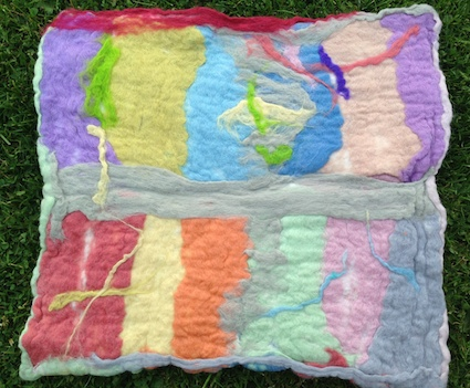 Post image for Making Felted Seats – A Better Approach