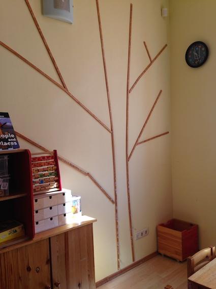 SGI Tree line