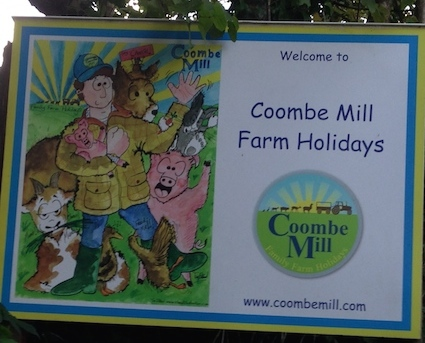 Post image for 50 Things to do at Coombe Mill Farm Before You are 4 and 3/4