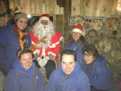HH Santa's Grotto MB