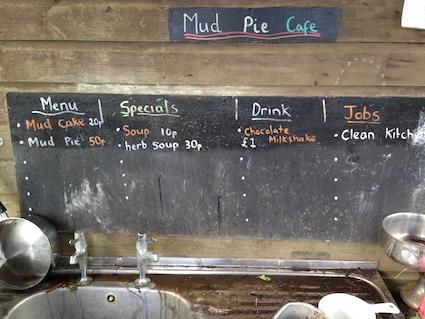 Mud Pie Cafe
