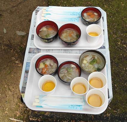 Outdoor Snack Japan 5