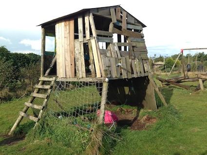 Shackety shack