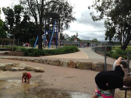 LM Water rock interchange