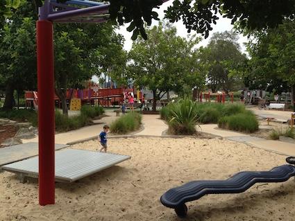 ML Sand play