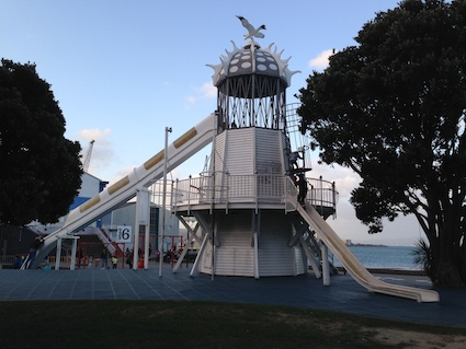 Post image for The Lighthouse Slide