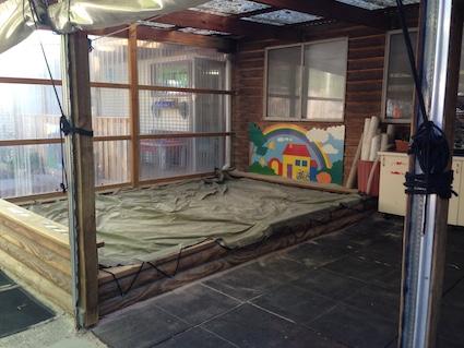 Oz Nursery sandpit 2