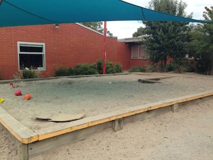 Oz Sand pit 2