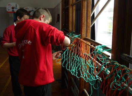 Inverallochy Fishnets 2 ES
