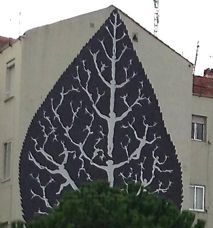 Silhouette mural 5
