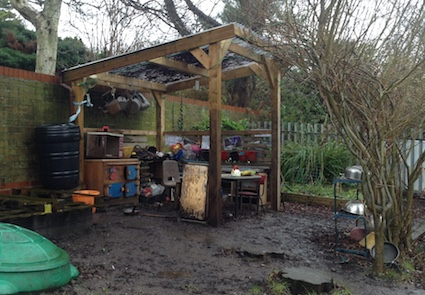 Post image for What Makes a Brilliant Mud Kitchen?