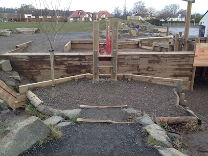 Post image for Cramond Primary School: A Play Landscape