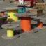 Thumbnail image for Wooden Cable Drums – Developing Physical and Literacy Skills Outside