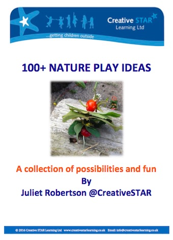 Post image for 10+ Useful Fiction Books to Support Nature Play and Transition