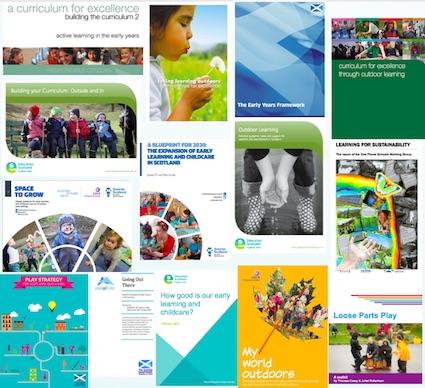 Post image for Significant Scottish Outdoor Learning and Play Documents